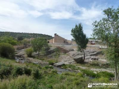 Cañones del Río Cega y  Santa Águeda  – Pedraza;como hacer senderismo plano la pedriza